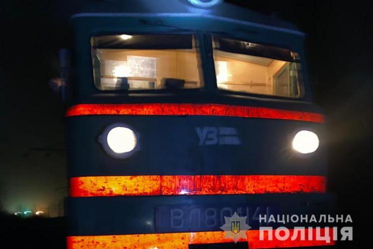 Вантажний потяг на Тернопільщині смертел…