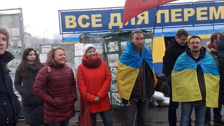 Харків'яни зібралися в центрі міста, щоб…