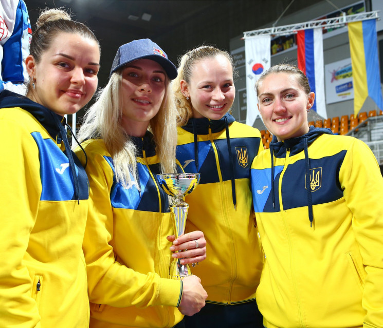 Знаменита українська спортсменка цікаво…