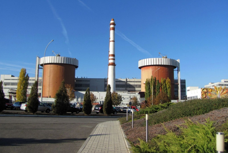 На южно-українській АЕС запустили третій…