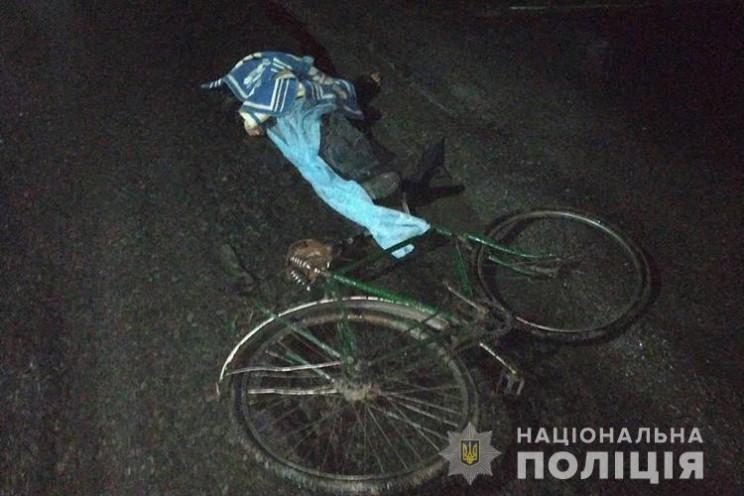 На Тернопільщині водій збив велосипедист…