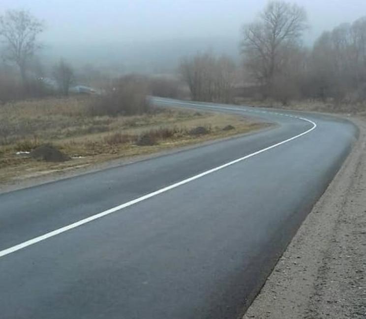 Шляховики показали відремонтовані дороги…
