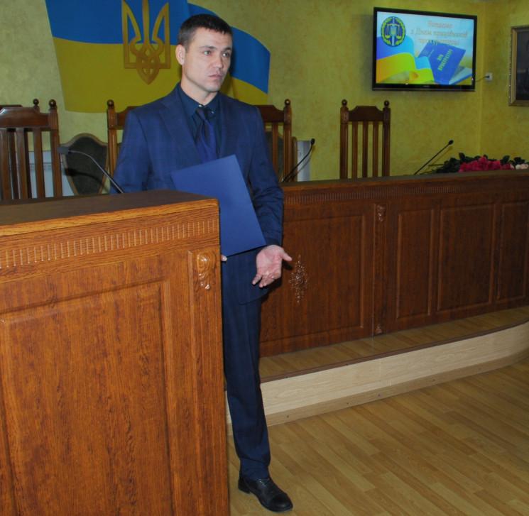 У прокурора Буковини з'явився новий заст…