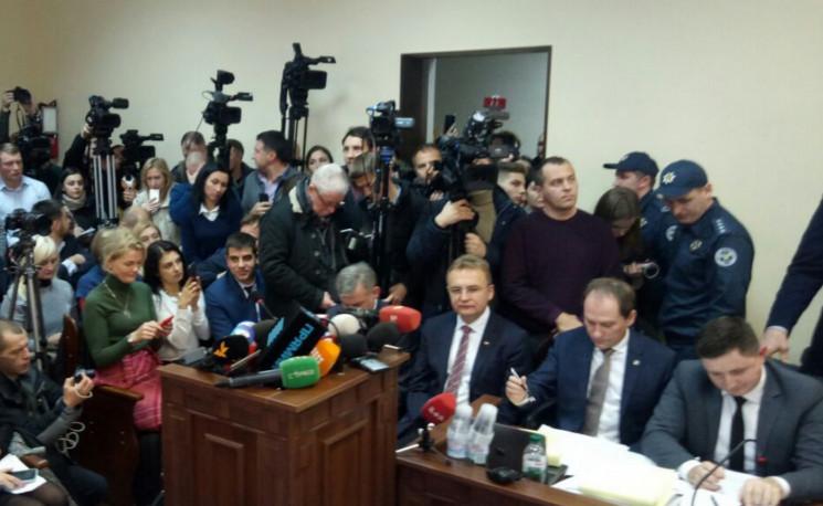 """Як у Львові відреагували на """"справу Садо…"""