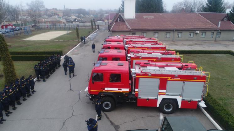 У Кропивницькому рятувальникам вручили к…
