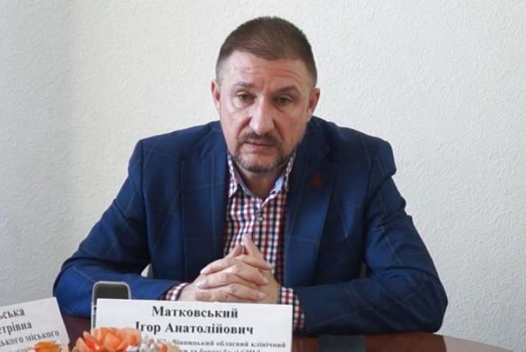 Директор вінницького СНІД-центру: ВІЛ-ін…
