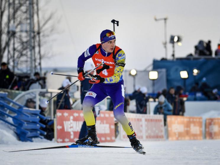 Украинцы провалили спринт на первом этап…