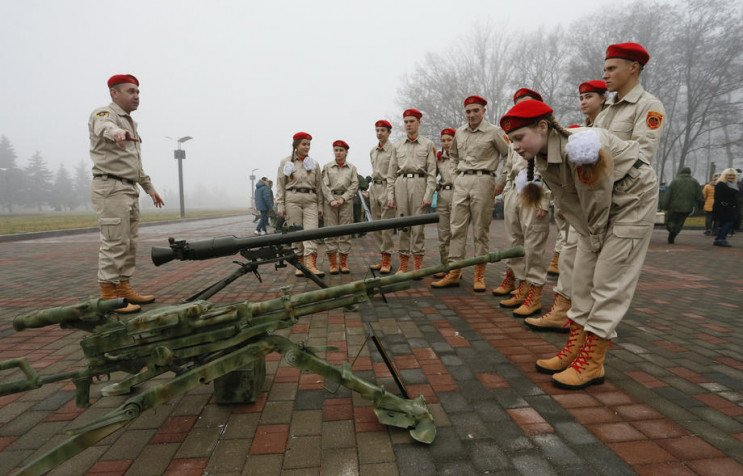"""Підсумки тижня в """"Л-ДНР"""": Зауваження Лай…"""