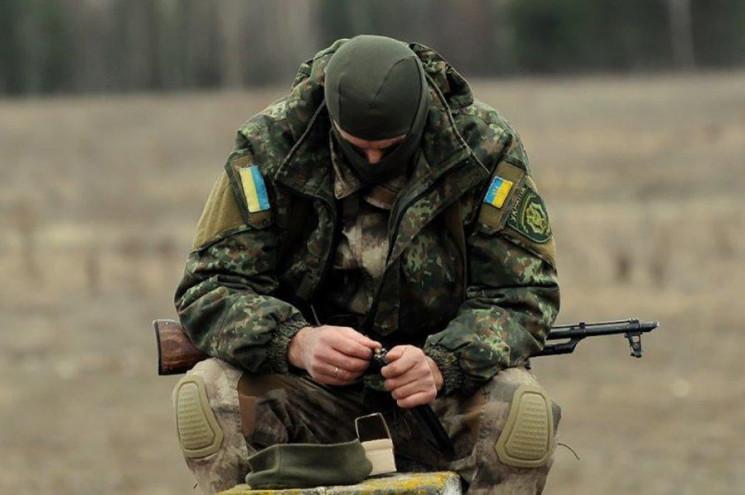 За добу в боях на Донбасі Україна втрати…