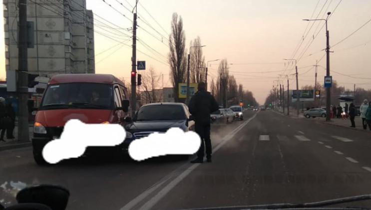 Ранкова ДТП: У Кременчуці на Полтавщині…
