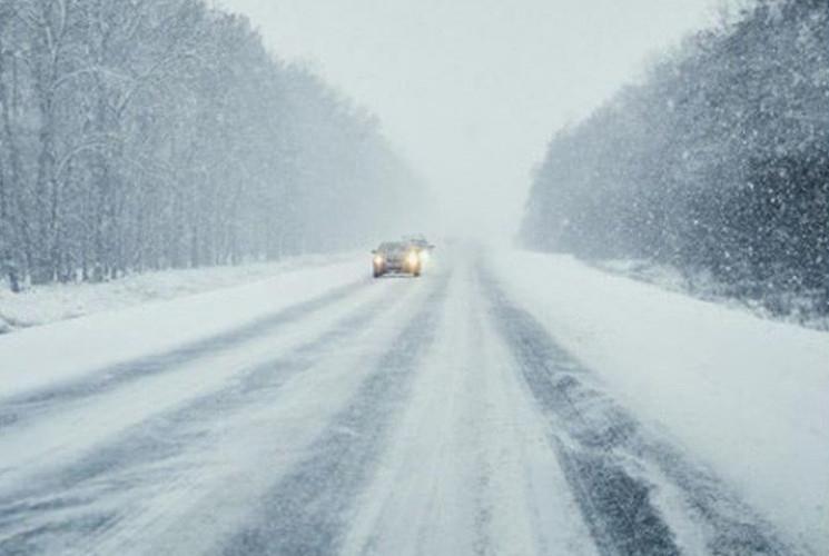 На Закарпатті погіршились погодні умови:…