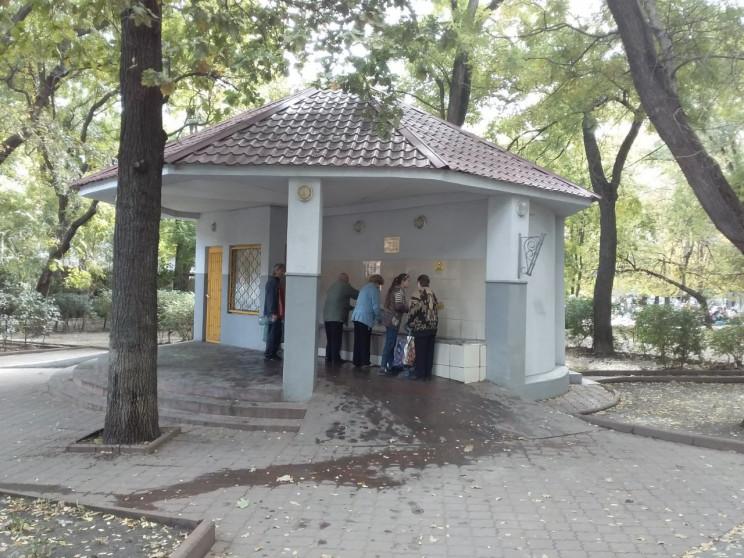 В одеських бюветах перевірили якість вод…