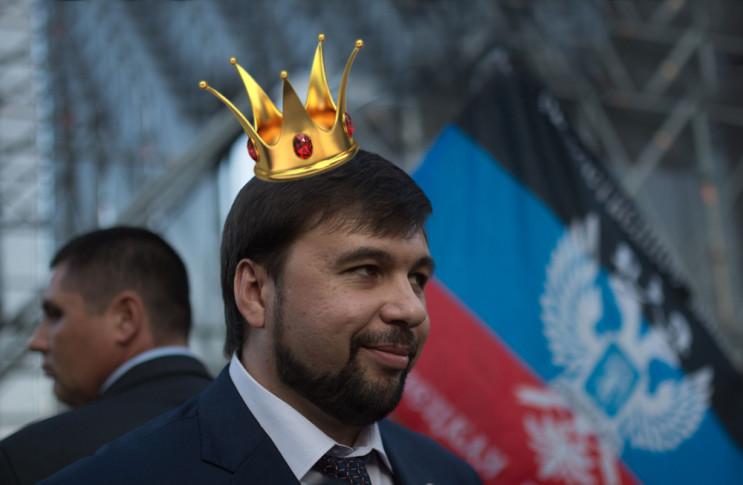 """Пушилін хоче зробити російську єдиною """"д…"""