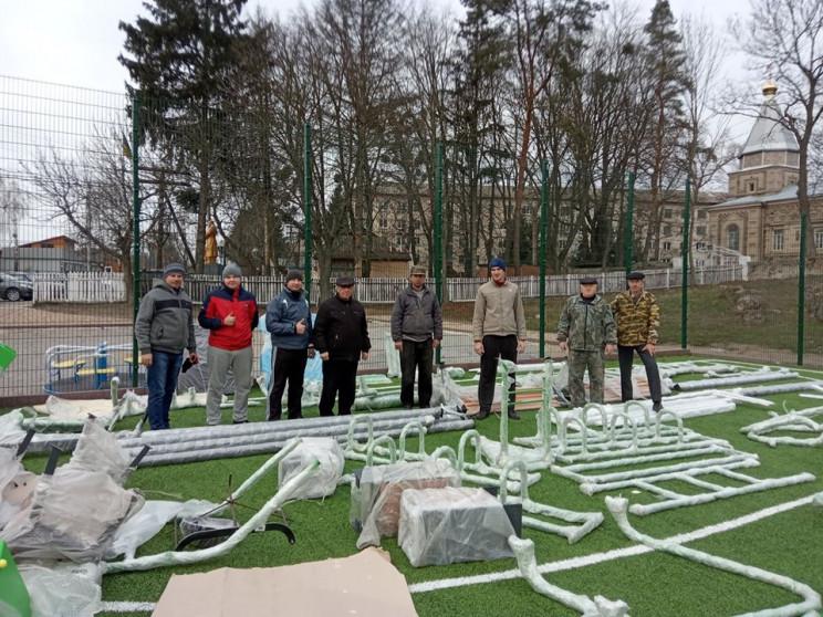 У Калинівському районі проведуть футболь…