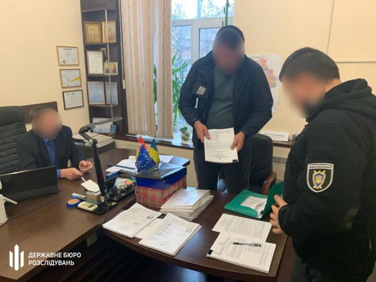 На Одещині посадовці міграційної служби…