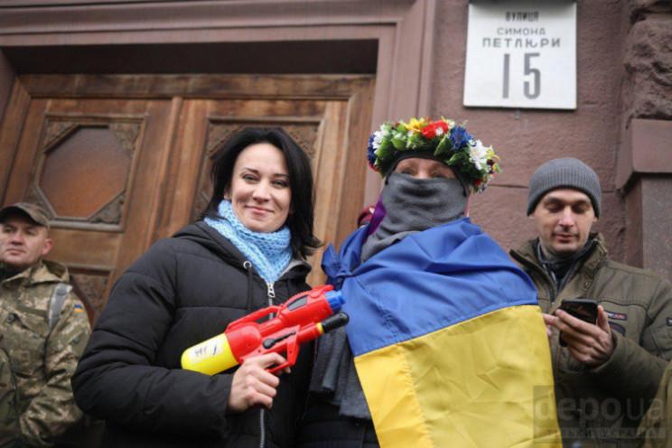 Видео дня: Маруся Зверобой пришла в ГБР…