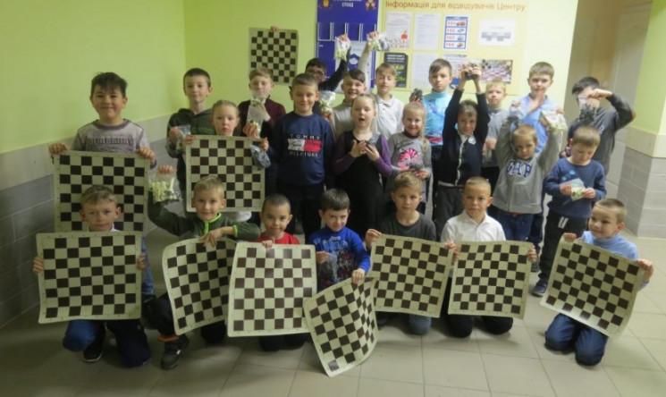У Вінниці відкрилися нові шахові школи…