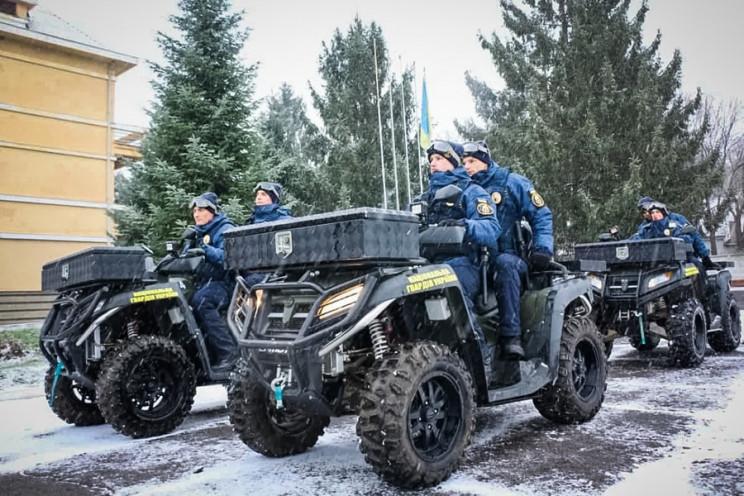 Нацгвардія патрулюватиме гірські райони…