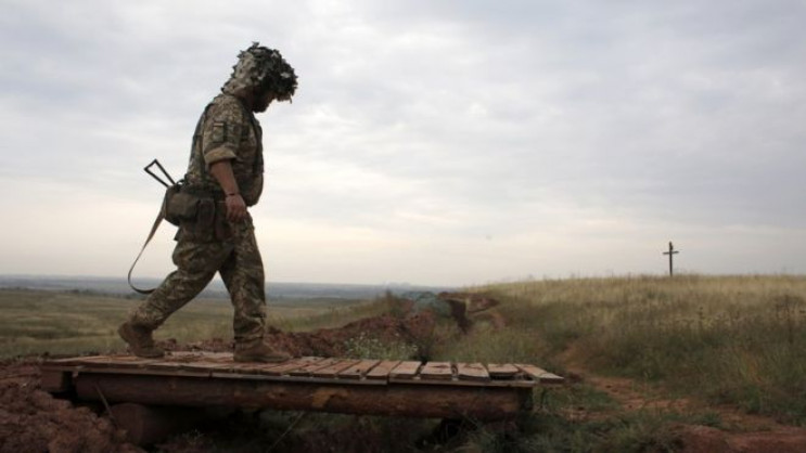 У зоні ООС вогневої активності бойовики…