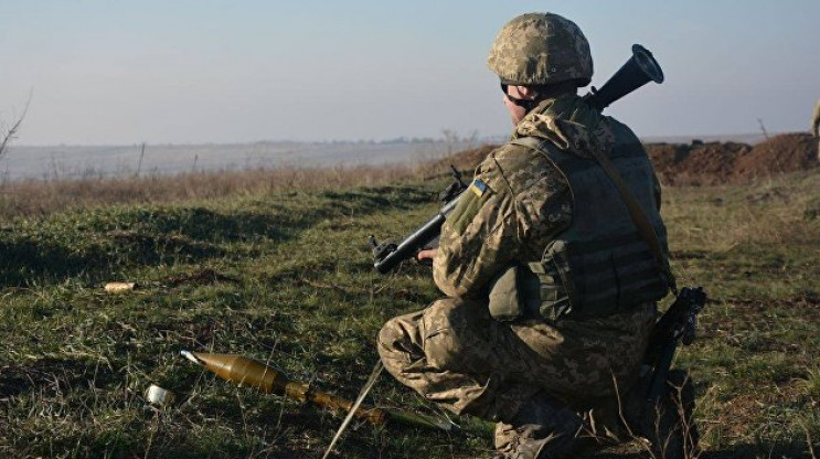 Бойовики раптом принишкли: П'ять обстріл…