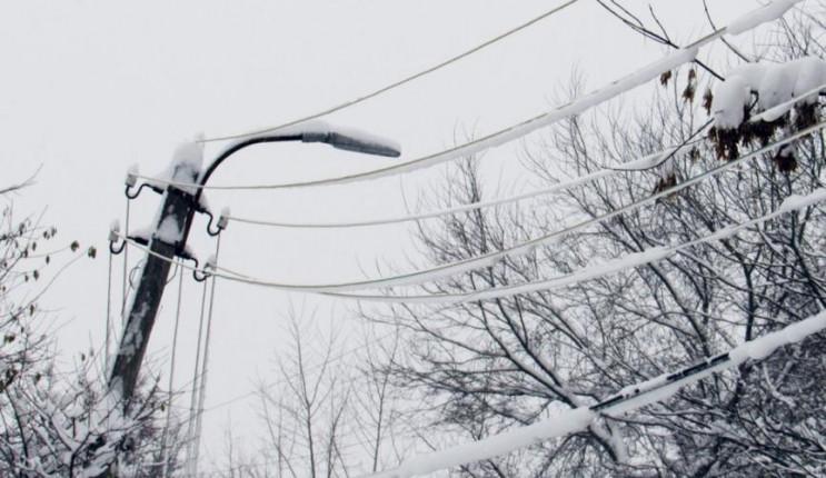 Відключень електропостачання на Харківщи…