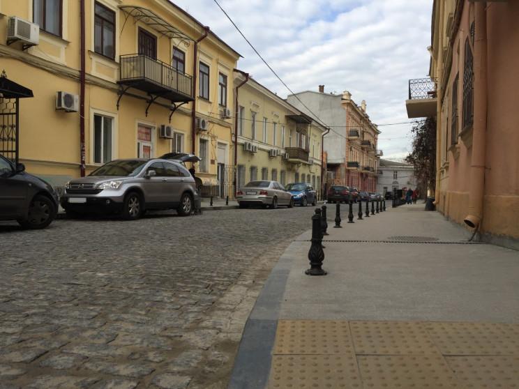 Воронцовський провулок відкрили після ка…