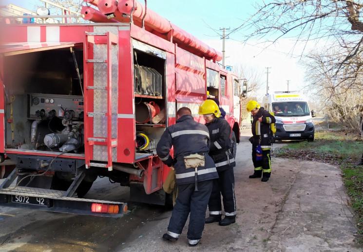 На Херсонщині сталася смертельна пожежа…
