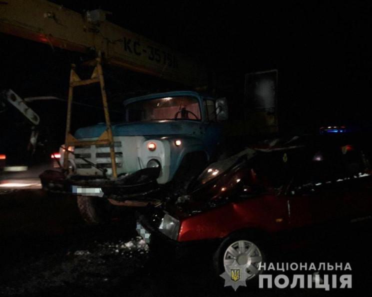 Смертельна ДТП на Мукачівщині: Зіткнулис…