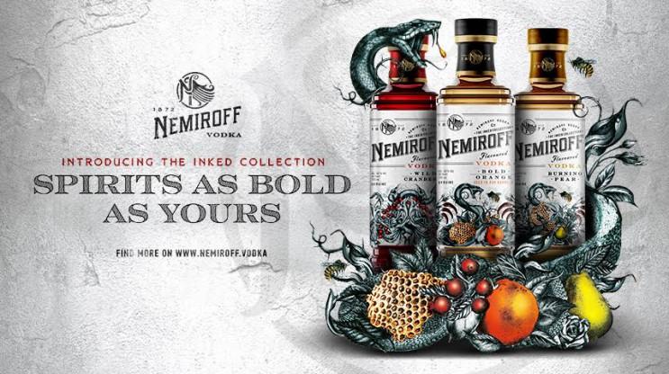 The Inked Collection від Nemiroff: нові…