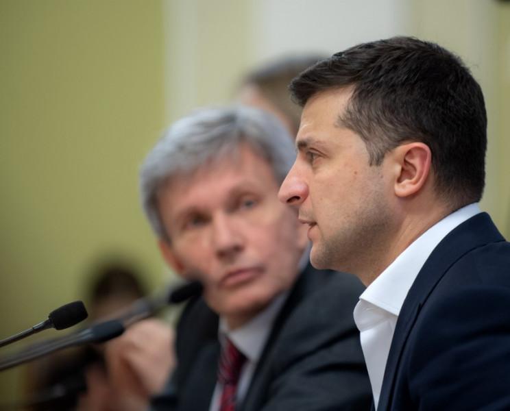 Пример Саакашвили: Что Зеленский планиру…
