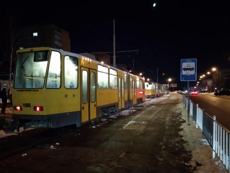 Львівські трамваї відмовляються курсуват…