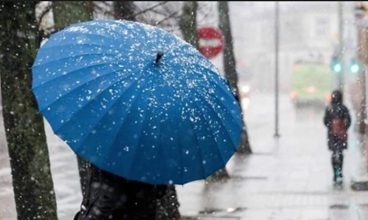 Сьогодні кубанців очікує сніг та ожеледи…