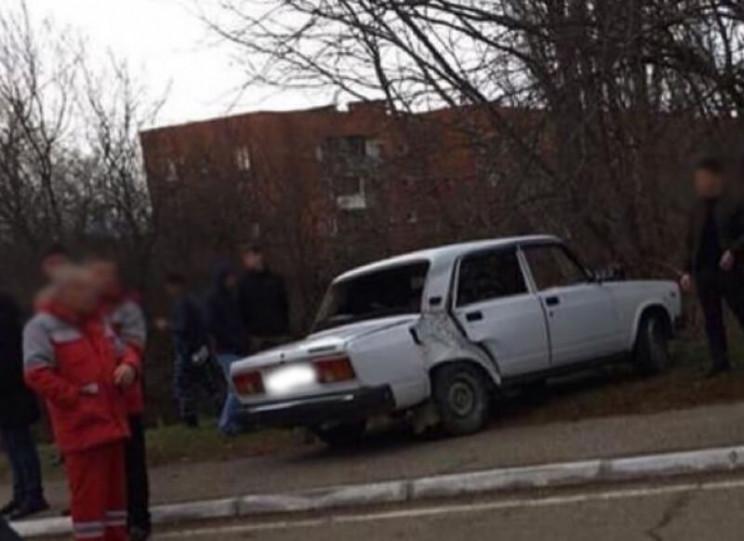 В Адигеї 18-річний водій без прав наїхав…