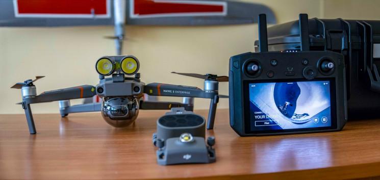 Летюча варта: Що за нові дрони отримали…