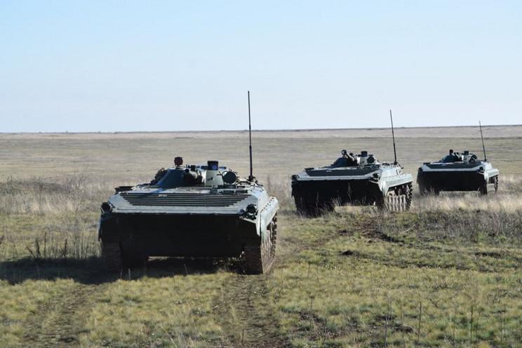 В Одесской области завершились командно-…