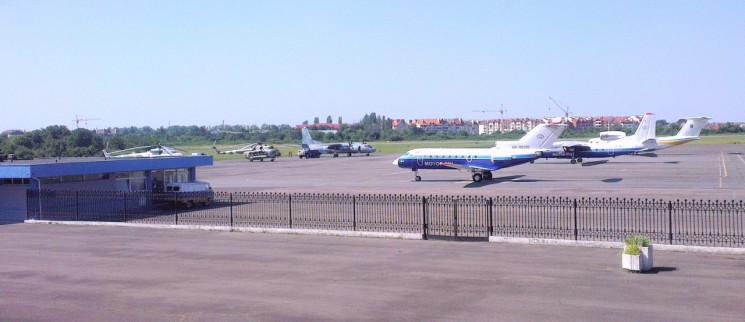 """Працівники аеропорту """"Ужгород"""" припинили…"""