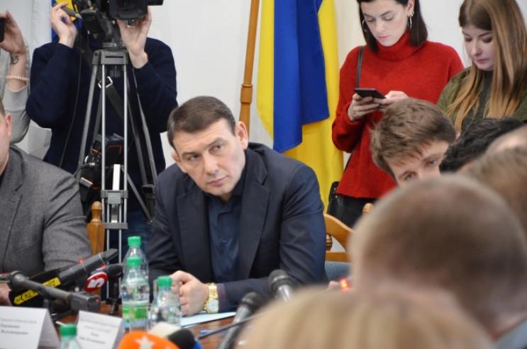 Председатель Одесского облсовета распоря…
