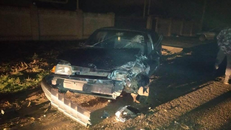 На Кубані п'яний водій влаштував ДТП з д…