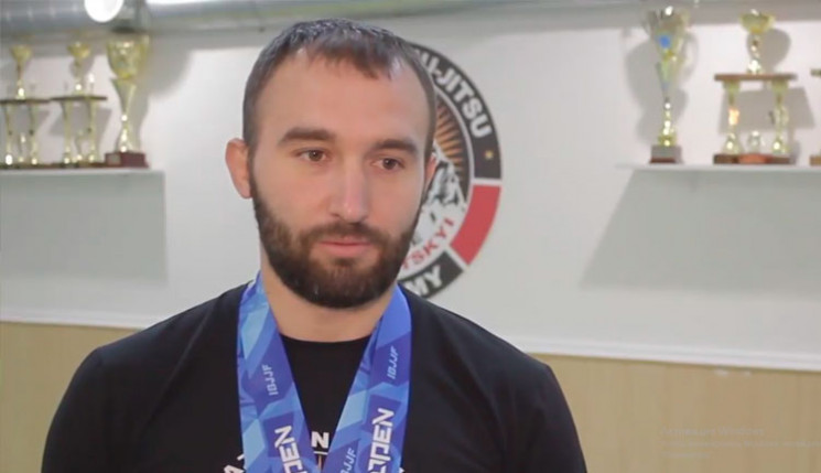 Ростислав Рибак з Хмельницького став срі…