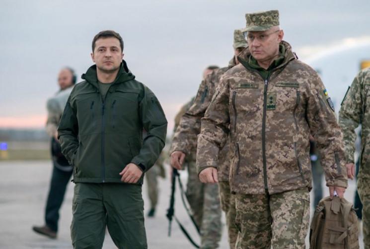 Зеленский едет на Донбасс…