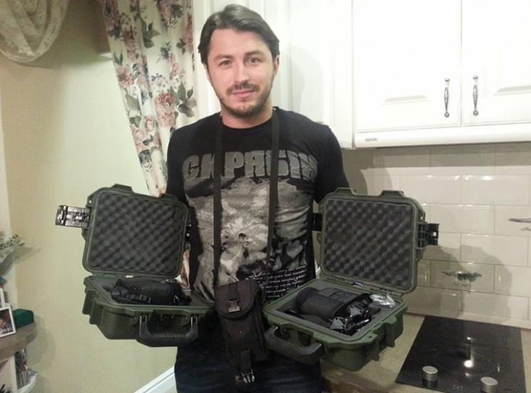 Шоумен-волонтер Сергій  Притула отримав…