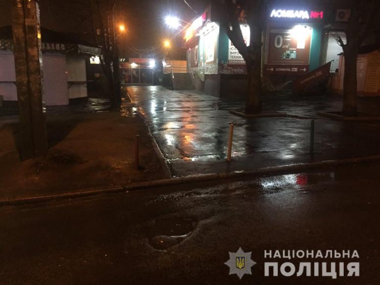 В Харькове разыскивают свидетелей наезда…