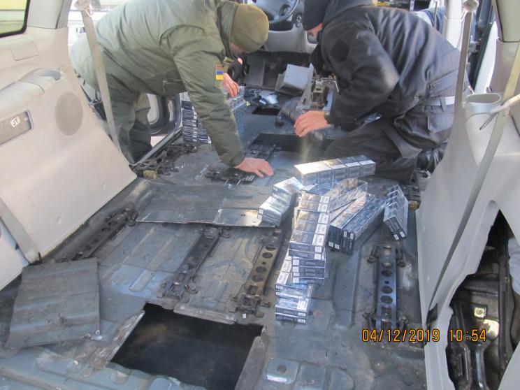 Могилів-Подільські митники знайшли контр…