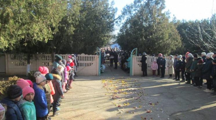 На Одещині поховали першу жертву пожежі…