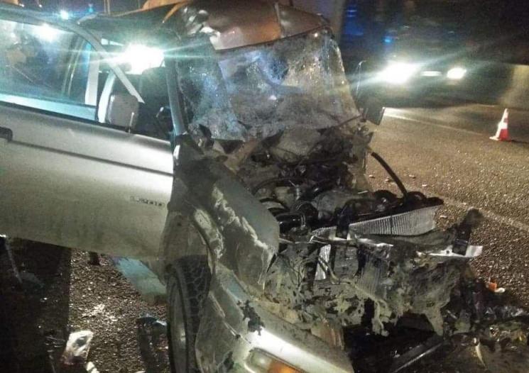 Ужасное ДТП на Грушевского: Водитель пог…