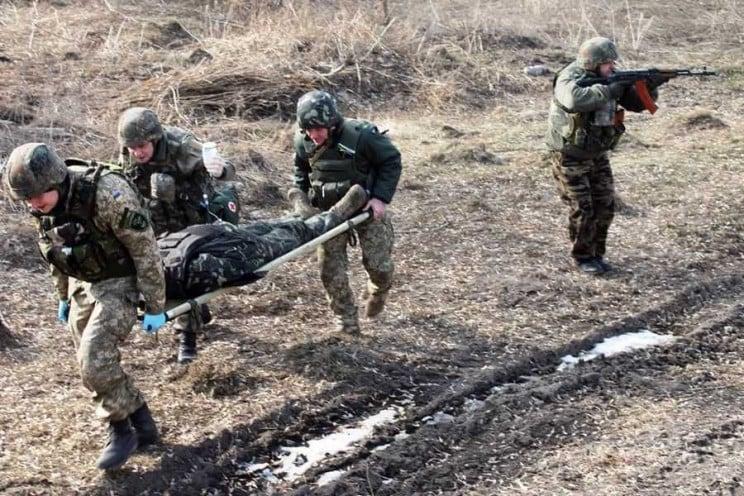 Боевики применили на Донбассе лазерное о…