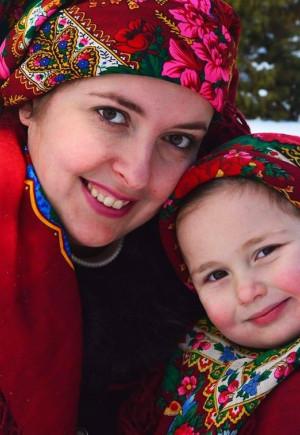 #УкраїнськаХустка: Як закарпатки підтрим…