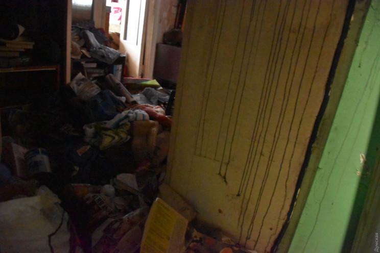 В Одесі знов жахлива пожежа: Загинули дв…