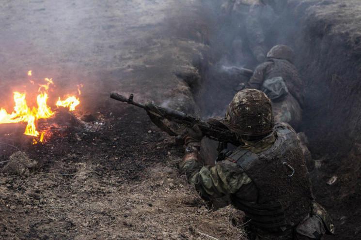Бойовики тричі порушили режим тиші, без…
