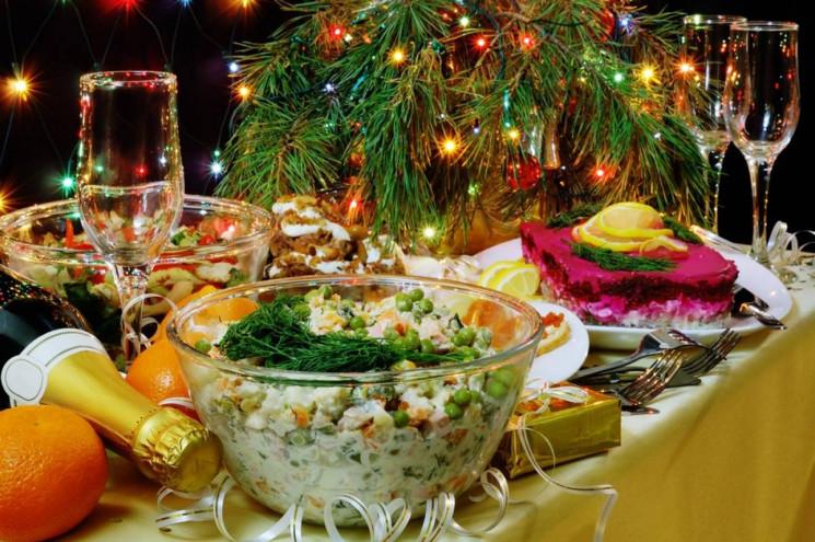 """Як """"пережити"""" новорічно-різдвяні застілл…"""